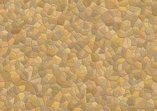 σύσταση πετρών διανυσματική απεικόνιση