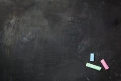 Σύσταση πινάκων κιμωλίας Στοκ εικόνες με δικαίωμα ελεύθερης χρήσης