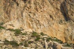 Σύσταση προσώπου βράχου Στοκ φωτογραφίες με δικαίωμα ελεύθερης χρήσης