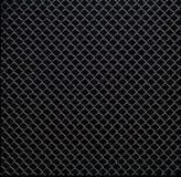 Σύσταση πλέγματος καλωδίων στο μαύρο υπόβαθρο Στοκ φωτογραφία με δικαίωμα ελεύθερης χρήσης