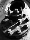 Σύσταση σιδήρου Στοκ εικόνες με δικαίωμα ελεύθερης χρήσης