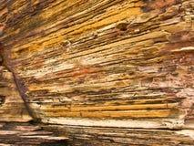 σύσταση σκουριάς βράχου Στοκ φωτογραφία με δικαίωμα ελεύθερης χρήσης