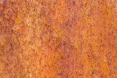 Σύσταση σκουριάς μετάλλων ή σκουριασμένο μέταλλο Στοκ Φωτογραφία