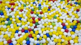 Σύσταση σφαιρών παιχνιδιών παιδιών τρισδιάστατα παιχνίδια απεικόνισης παιδιών Παιδιά entertainm Στοκ Εικόνα