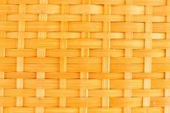 Σύσταση σχεδίων καλαθοπλεχτικής μπαμπού στοκ φωτογραφία με δικαίωμα ελεύθερης χρήσης