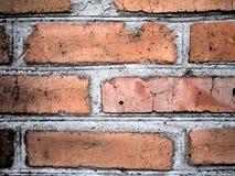 Σύσταση τεκτονικών τούβλου Στοκ Φωτογραφία