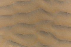 Σύσταση της άμμου στην παραλία Στοκ φωτογραφία με δικαίωμα ελεύθερης χρήσης