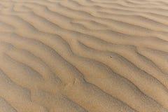 Σύσταση της άμμου στην παραλία Στοκ Φωτογραφίες