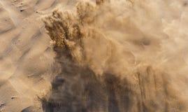 Σύσταση της άμμου στην παραλία Στοκ φωτογραφίες με δικαίωμα ελεύθερης χρήσης