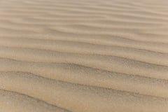 Σύσταση της άμμου στην παραλία Στοκ Εικόνα