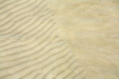 Σύσταση της άμμου Στοκ φωτογραφίες με δικαίωμα ελεύθερης χρήσης