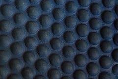 Σύσταση της λαστιχένιας επιφάνειας με την κυκλική διόγκωση, που προεξέχεται και cur Στοκ Εικόνες