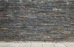 Σύσταση της διακοσμητικής επικεράμωσης τοίχων και πατωμάτων πετρών στοκ εικόνες