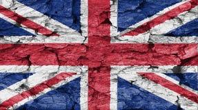 Σύσταση της Ηνωμένης σημαίας στοκ φωτογραφία με δικαίωμα ελεύθερης χρήσης
