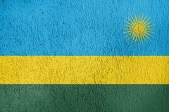 Σύσταση της σημαίας της Ρουάντα απεικόνιση αποθεμάτων