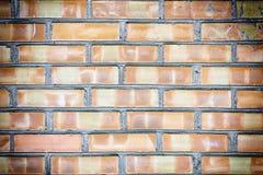 Σύσταση της τεκτονικής τούβλου Τοίχοι των ασυνήθιστων επισημασμένων τούβλων Κενό υπόβαθρο με το σύντομο χρονογράφημα Στοκ φωτογραφία με δικαίωμα ελεύθερης χρήσης