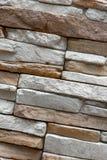 Σύσταση της τραχιάς πέτρας brickwall Στοκ Εικόνες