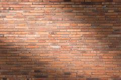 Σύσταση τουβλότοιχος ή υπόβαθρο τουβλότοιχος τουβλότοιχος για την εσωτερική εξωτερική διακόσμηση και το βιομηχανικό σχέδιο κατασκ Στοκ εικόνα με δικαίωμα ελεύθερης χρήσης