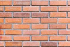 Σύσταση τουβλότοιχος ή υπόβαθρο τουβλότοιχος τουβλότοιχος για την εσωτερική εξωτερική διακόσμηση και το βιομηχανικό σχέδιο κατασκ Στοκ Εικόνες