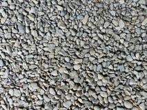 Σύσταση του αμμοχάλικου Στοκ Φωτογραφίες