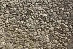 Σύσταση του αρχαίου τοίχου πετρών. στοκ εικόνα