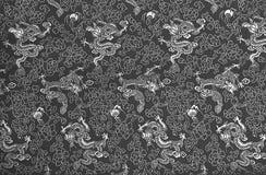 Σύσταση του γκρίζου κινεζικού μεταξιού στοκ φωτογραφίες με δικαίωμα ελεύθερης χρήσης