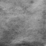 Σύσταση του γκρίζου ριγωτού εγγράφου Στοκ Εικόνες