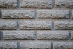 Σύσταση του γκρίζου τοίχου πετρών στοκ εικόνες