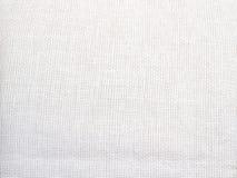 Σύσταση του ελαφριού υφάσματος λινού Στοκ Εικόνες