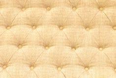 Σύσταση του καφετιού εκλεκτής ποιότητας καναπέ στοκ φωτογραφία με δικαίωμα ελεύθερης χρήσης