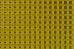 Σύσταση του κυψελωτού φωτεινού κίτρινου υποβάθρου Κύτταρα μελιού στοκ εικόνα με δικαίωμα ελεύθερης χρήσης