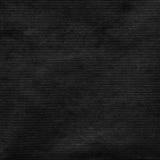 Σύσταση του μαύρου ριγωτού εγγράφου Στοκ Εικόνα