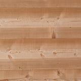 Σύσταση του νέος-χτισμένου ξύλινου τοίχου Στοκ εικόνα με δικαίωμα ελεύθερης χρήσης