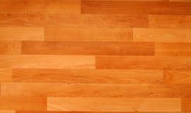 Σύσταση του ξύλινου πατώματος Στοκ φωτογραφία με δικαίωμα ελεύθερης χρήσης