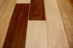 Σύσταση του ξύλινου δαπέδου Στοκ Εικόνες