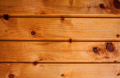 Σύσταση του ξύλινου τοίχου Στοκ Εικόνες