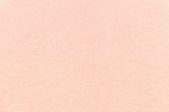 Σύσταση του παλαιού ανοικτό ροζ υποβάθρου εγγράφου, κινηματογράφηση σε πρώτο πλάνο Δομή του πυκνού χαρτονιού κοραλλιών Στοκ εικόνες με δικαίωμα ελεύθερης χρήσης