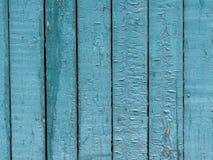 Σύσταση του παλαιού χρωματισμένου φράκτη Στοκ φωτογραφίες με δικαίωμα ελεύθερης χρήσης