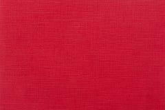 Σύσταση του πυκνού χαρτονιού με το vinous βελούδινο επίστρωμα Στοκ Εικόνες