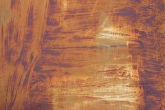 Σύσταση του σκουριασμένου χάλυβα Στοκ φωτογραφία με δικαίωμα ελεύθερης χρήσης
