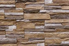 Σύσταση του τοίχου πετρών Επιτροπή των πετρών για τη λήξη της πρόσοψης του κτηρίου και του εσωτερικού σχεδίου του σπιτιού r στοκ φωτογραφία με δικαίωμα ελεύθερης χρήσης