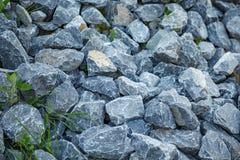Σύσταση του τοίχου πετρών σύσταση πετρών προσώπου Στοκ εικόνες με δικαίωμα ελεύθερης χρήσης