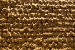 Σύσταση του τοίχου τούβλων πετρών άμμου Στοκ φωτογραφίες με δικαίωμα ελεύθερης χρήσης