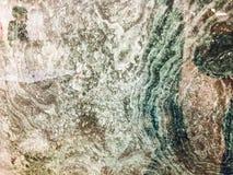 Σύσταση του υποβάθρου γρανίτη Πράσινη βάση σύστασης γρανίτη με τις ανοικτό πράσινο ραβδώσεις Στοκ φωτογραφία με δικαίωμα ελεύθερης χρήσης