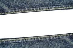 Σύσταση του υποβάθρου τζιν με το κενό διάστημα για το κείμενο Στοκ Φωτογραφίες