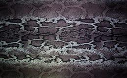 Σύσταση του φιδιού λωρίδων υφάσματος τυπωμένων υλών για το υπόβαθρο Στοκ φωτογραφία με δικαίωμα ελεύθερης χρήσης