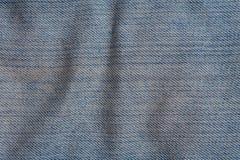 Σύσταση του φορεμένου τζιν παντελόνι στοκ φωτογραφίες με δικαίωμα ελεύθερης χρήσης