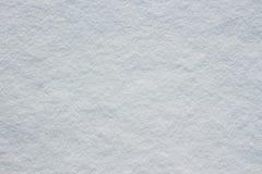 Σύσταση του φρέσκου χιονιού που καλύπτει το έδαφος Στοκ φωτογραφία με δικαίωμα ελεύθερης χρήσης