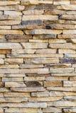 Σύσταση του φυσικού τοίχου ψαμμίτη Στοκ εικόνα με δικαίωμα ελεύθερης χρήσης
