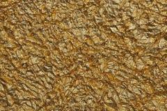 Σύσταση του φύλλου αλουμινίου Στοκ Φωτογραφία